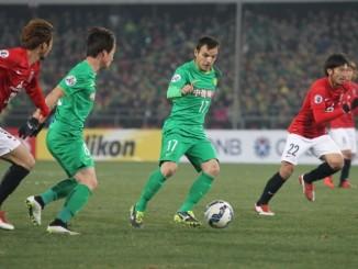 Batalla - Beijing Guoan