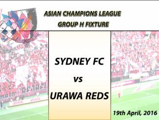 Sydney FC v Urawa Reds