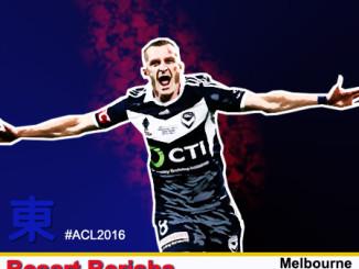 Besart Berisha - Melbourne Victory