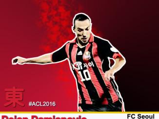 Dejan Damjanovic - FC Seoul