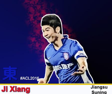 Ji Xiang - Jiangsu Suning