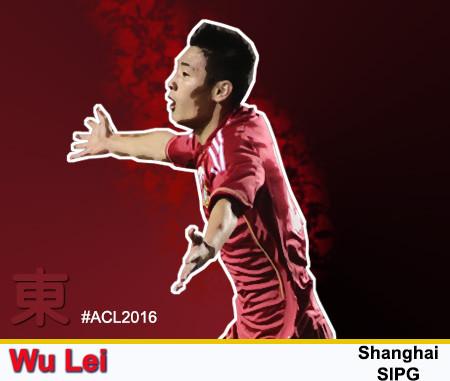 Wu Lei - Shanghai SIPG