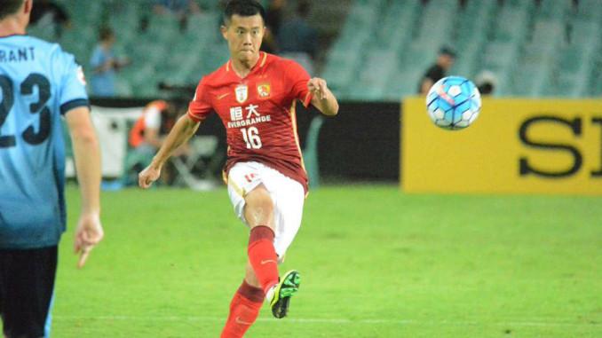 Huang Bowen - Guangzhou Evergrande