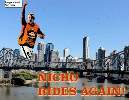 Mitch Nichols - Western Sydney Wanderers