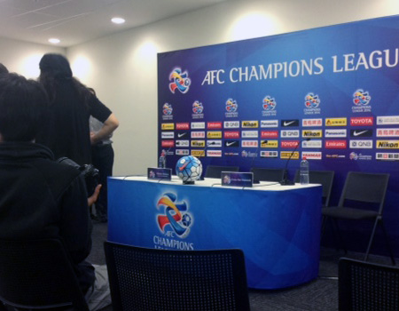 Press conference Syd FC v Urawa