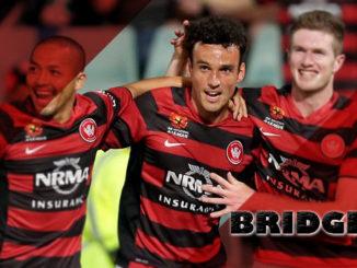Mark Bridge - Western Sydney Wanderers