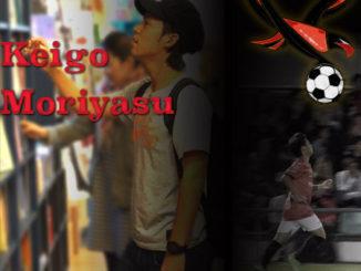 Keigo Moriyasu - Edgeworth Eagles FC