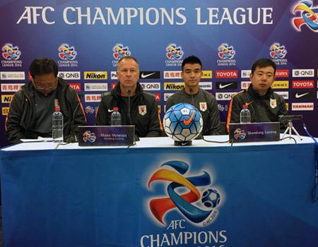 Shandong Luneng - Asian Champions League