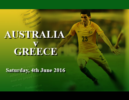 Australia v Greece