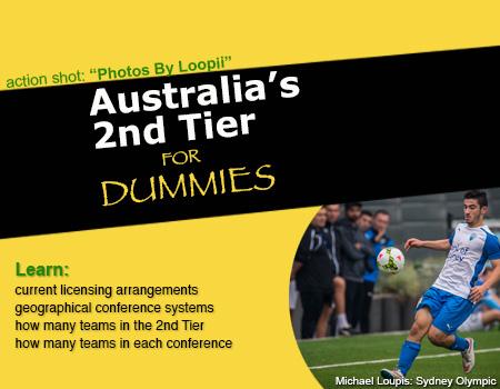 Australian 2nd Tier