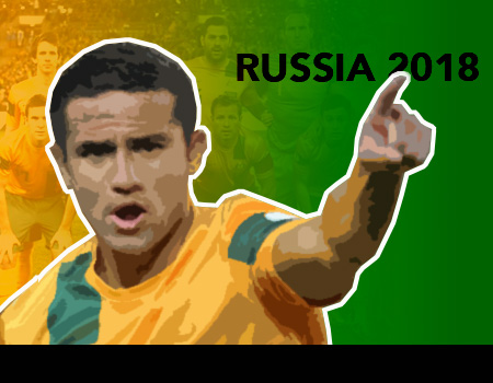Tim Cahill - Socceroos
