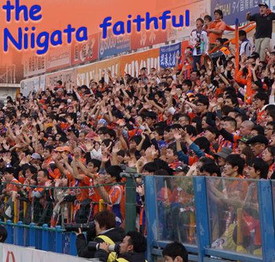 Niigata Fans