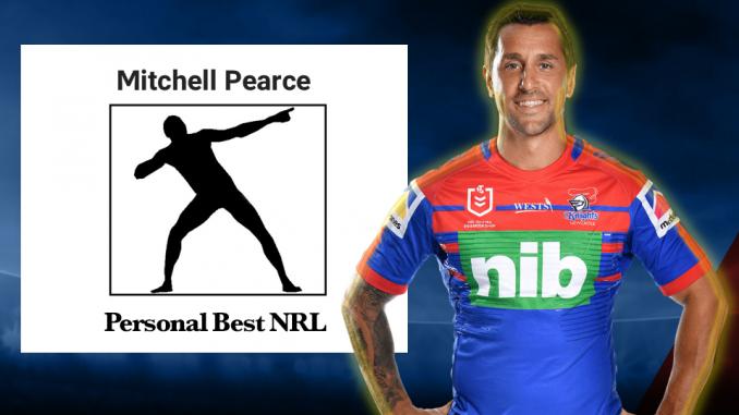 Mitchell Pearce